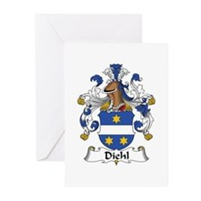 Diehl Greeting Cards (Pk of 10)