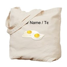 Custom Fried Eggs Tote Bag