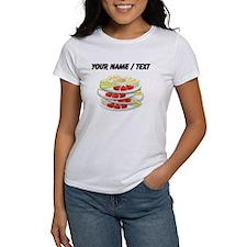 Custom Vegetable Platter T-Shirt
