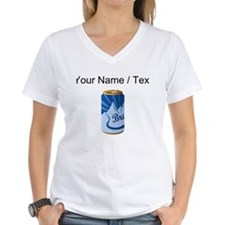 Custom Beer Can T-Shirt