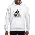 The Bee Hive Hooded Sweatshirt
