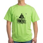 The Bee Hive Green T-Shirt