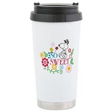So Sweet - Snoopy Travel Mug