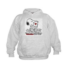Happiness is a Valentine Hoodie