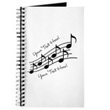 Music Journals & Spiral Notebooks