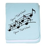 Music note Blanket