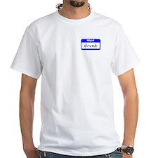 Hello I'm Drunk - Men's Shirt