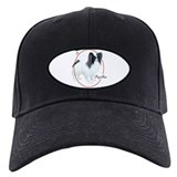 Papillon Cameo Baseball Hat