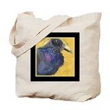 The Eye of the CROW Tote Bag