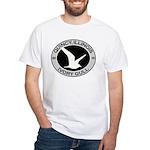 Ivory Gull 2015 Quincy White T-Shirt