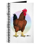 Red Broiler Rooster Journal