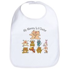 My Mommy Is A Doctor Baby/Toddler Bib