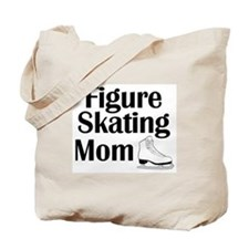 Figure Skating Mom Tote Bag
