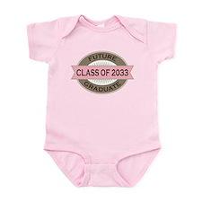 Class of 2033 Future Graduate Body Suit