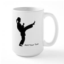 Karate Personalized Mug