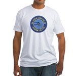 Delaware SP Aviation Fitted T-Shirt