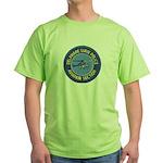 Delaware SP Aviation Green T-Shirt