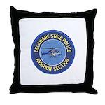 Delaware SP Aviation Throw Pillow