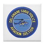 Delaware SP Aviation Tile Coaster