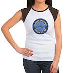Delaware SP Aviation Women's Cap Sleeve T-Shirt