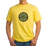 Delaware SP Aviation Yellow T-Shirt