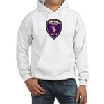 Redlands PD SWAT Hooded Sweatshirt