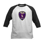 Redlands PD SWAT Kids Baseball Jersey
