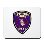 Redlands PD SWAT Mousepad