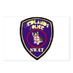 Redlands PD SWAT Postcards (Package of 8)
