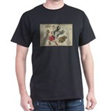 BOOTES DOGS dark t-shirt