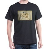 ARIES ZODIAC dark t-shirt