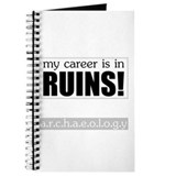 My Career is in Ruins! Journal