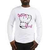 Baking Diva Long Sleeve T-Shirt