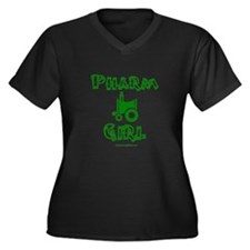 pharm girl trans.png Plus Size T-Shirt
