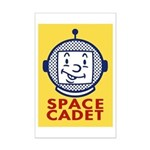 Space Cadet Mini Poster Print