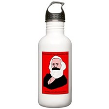 Marxist Valentine Water Bottle