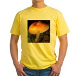 Golden Umbrella Yellow T-Shirt