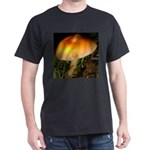 Golden Umbrella Dark T-Shirt