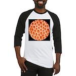 Spongy Cap Mushroom 20X Baseball Jersey