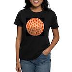 Spongy Cap Mushroom 20X Women's Dark T-Shirt