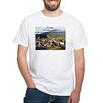 CanineCancerHeroes White T-Shirt