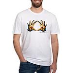 Diamond Cutter Logo Fitted T-Shirt