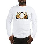 Diamond Cutter Logo Long Sleeve T-Shirt