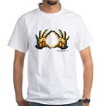 Diamond Cutter Logo White T-Shirt