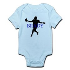 Cute Football Infant Bodysuit