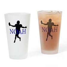 Funny Noah Drinking Glass
