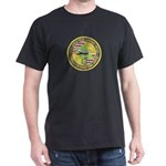 Honolulu PD Airport Detail Dark T-Shirt