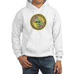 Honolulu PD Airport Detail Hooded Sweatshirt