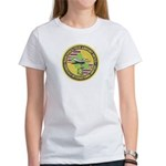 Honolulu PD Airport Detail Women's T-Shirt