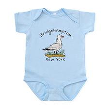 Bridgehampton, NY Infant Bodysuit